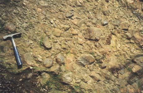 droby pískovce