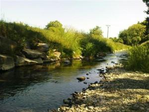 voda z řek