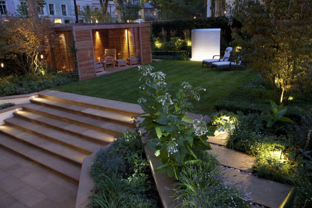 Zahradní světla